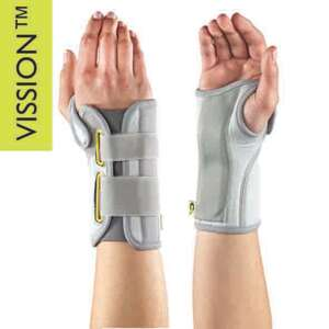Vission™ Wrist Strapped 6""