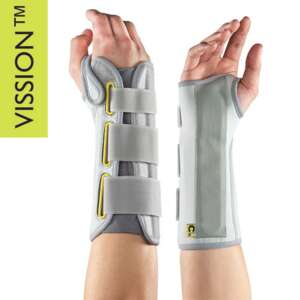 Vission™ Wrist Strapped 8""