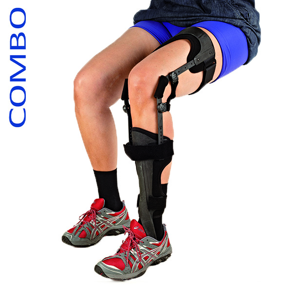 COMBO™ Hyperextension KAFO