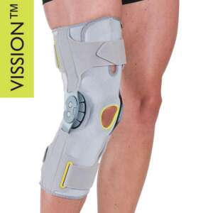 Vission™ ROM Adjustable Thigh Knee Support