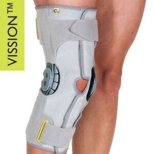 Vission™ ROM Wrap Style Knee Support