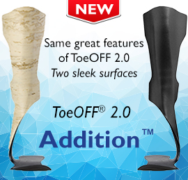 ToeOFF® 2.0 Addition™