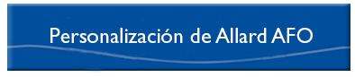 Personalización de Allard AFO