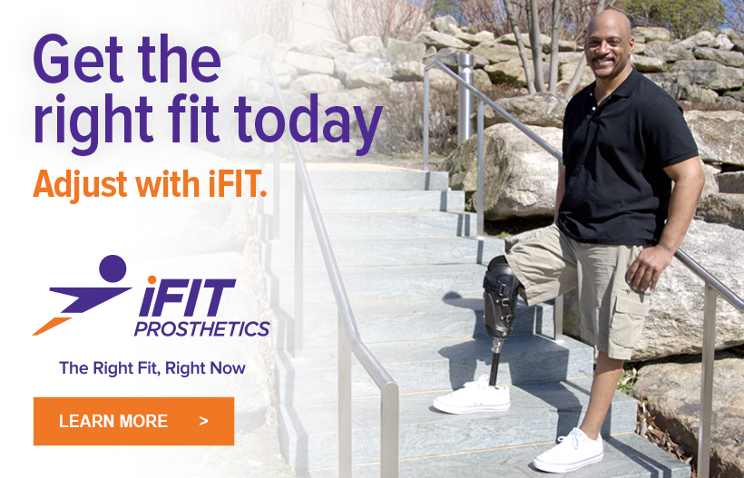 iFIT Prosthetic Socket